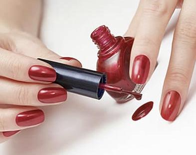 remover nódoas de verniz das unhas