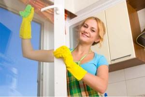 limpar a casa com vinagre