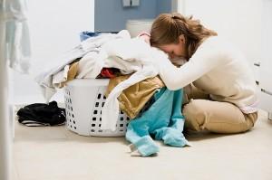 Resolver Problemas com a limpeza de roupa