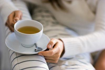 nódoas de chá
