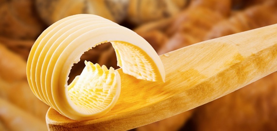 remover manchas de manteiga