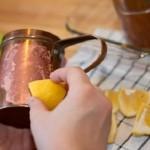 limpeza ecológica com limão
